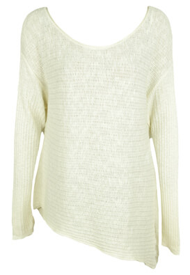 BLUZA PULL AND BEAR GLORIA LIGHT BEIGE