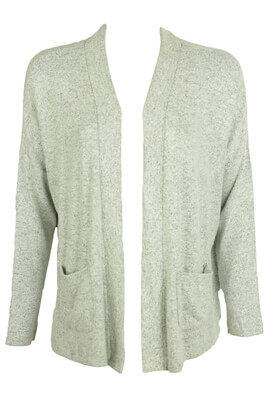 JERSEU PULL AND BEAR TAYA LIGHT GREY