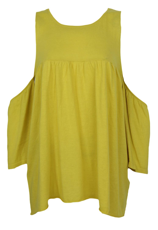 Bluza ZARA Mary Yellow
