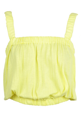 TOP ZARA PAMELA YELLOW