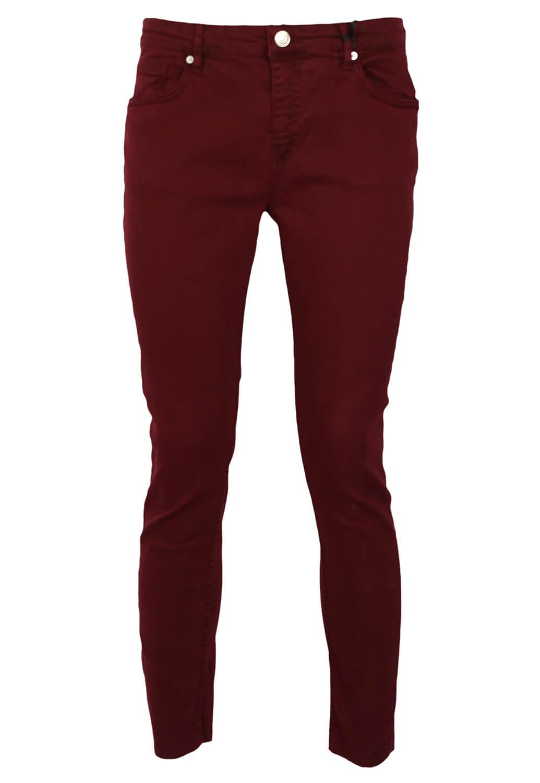 Blugi ZARA Sierra Dark Red