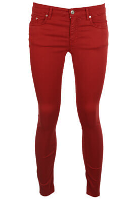 PANTALONI ZARA GLAM RED
