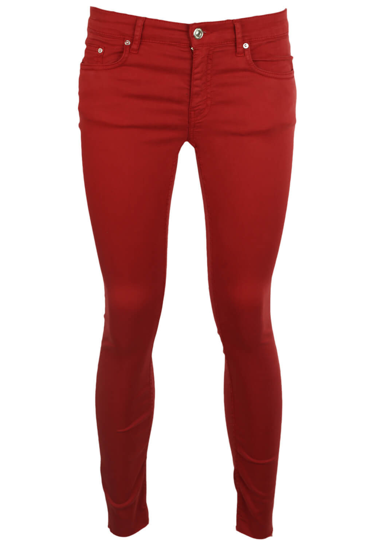 Pantaloni ZARA Glam Red