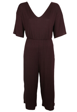 SALOPETA PULL AND BEAR ABBIE DARK PURPLE