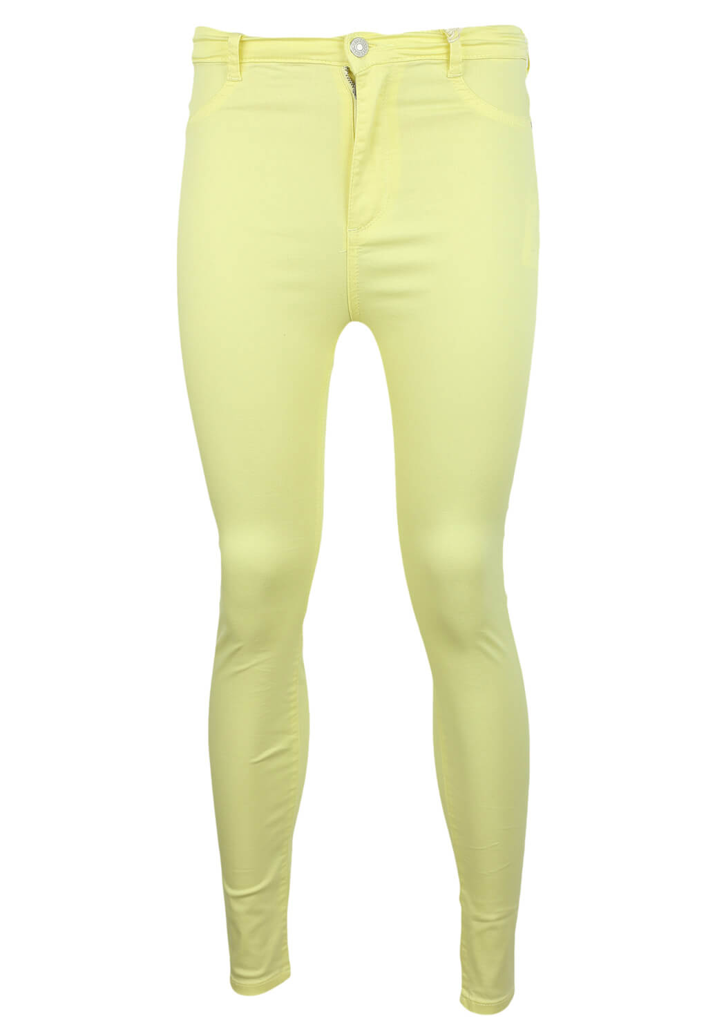 Pantaloni Pull and Bear Jill Yellow