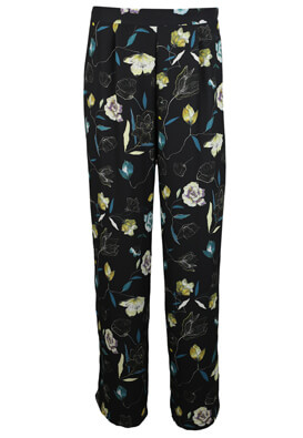 PANTALONI PULL AND BEAR ALEXANDRA BLACK