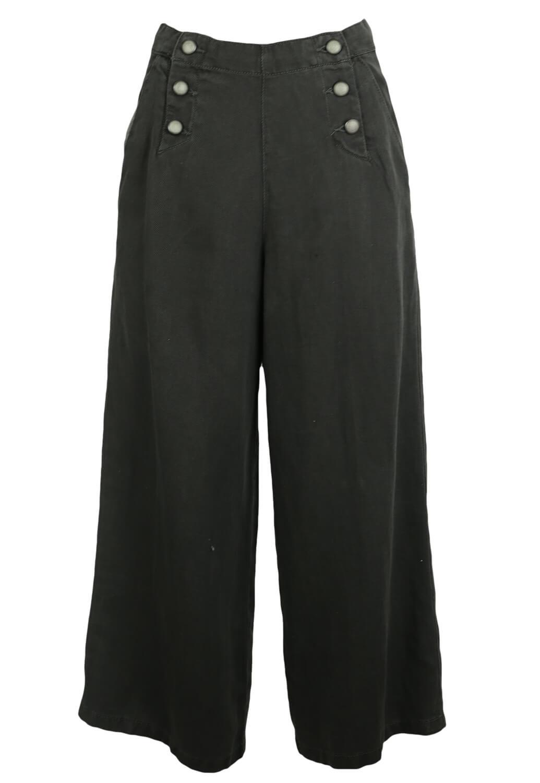 Pantaloni Pull and Bear Taya Black