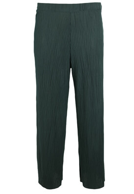 PANTALONI PULL AND BEAR VANESSA DARK GREEN