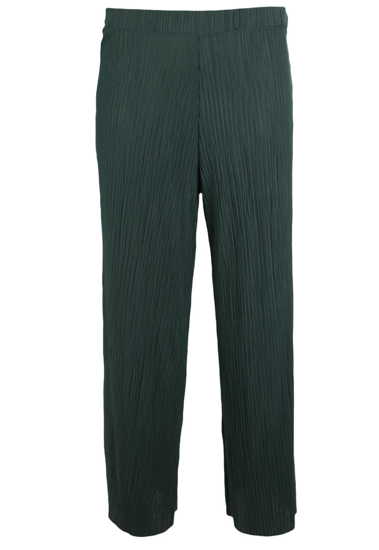 Pantaloni Pull and Bear Vanessa Dark Green