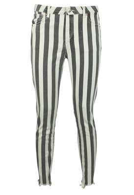 PANTALONI PULL AND BEAR SALLY WHITE