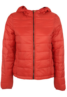 GEACA PULL AND BEAR MARY RED