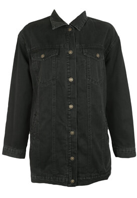 JACHETA PULL AND BEAR ALEXANDRA BLACK
