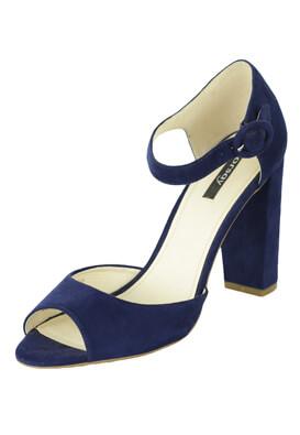 SANDALE ORSAY ELLE DARK BLUE