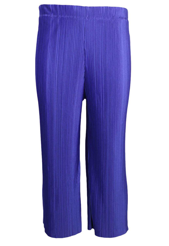 Pantaloni Bershka Yvonne Dark Blue