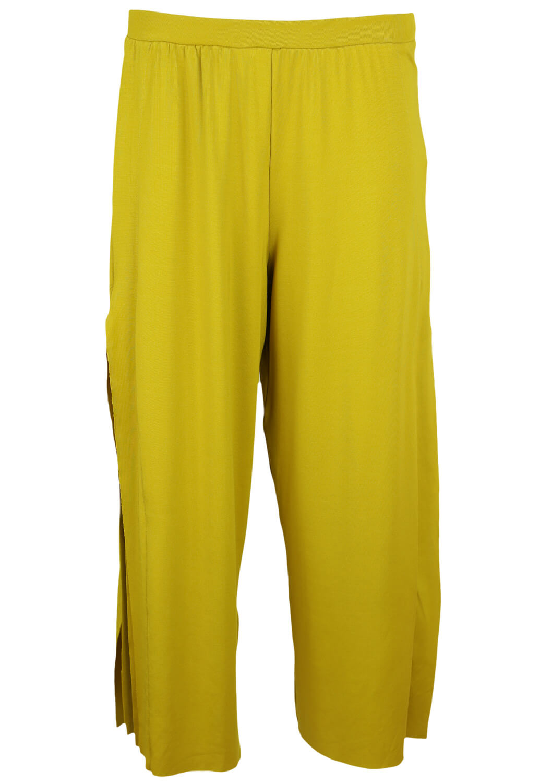 Pantaloni ZARA Karla Dark Yellow