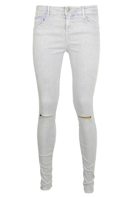 PANTALONI BERSHKA GLORIA LIGHT PURPLE