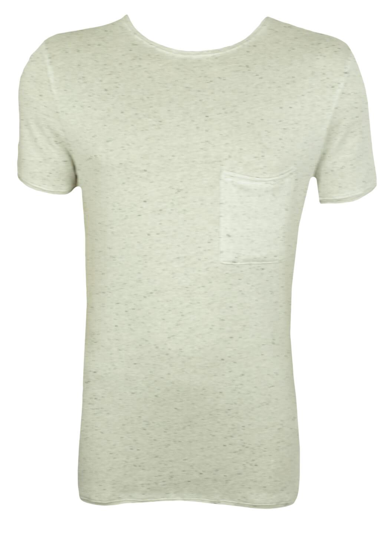 Tricou Zara Basic Light Grey