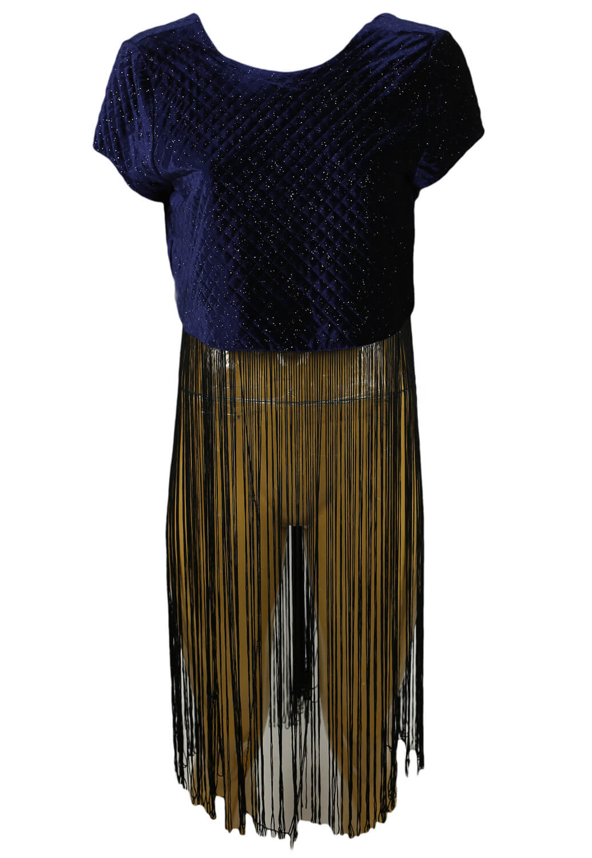 Tricou ZARA Keira Dark Blue