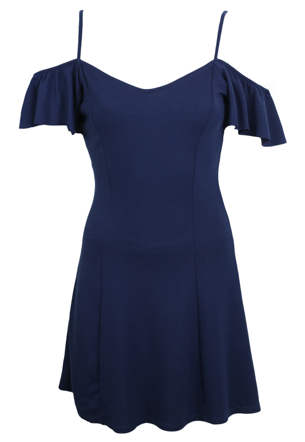 Rochie Bershka Kitty Dark Blue