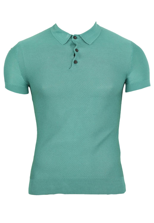 Tricou Polo Zara Della Green
