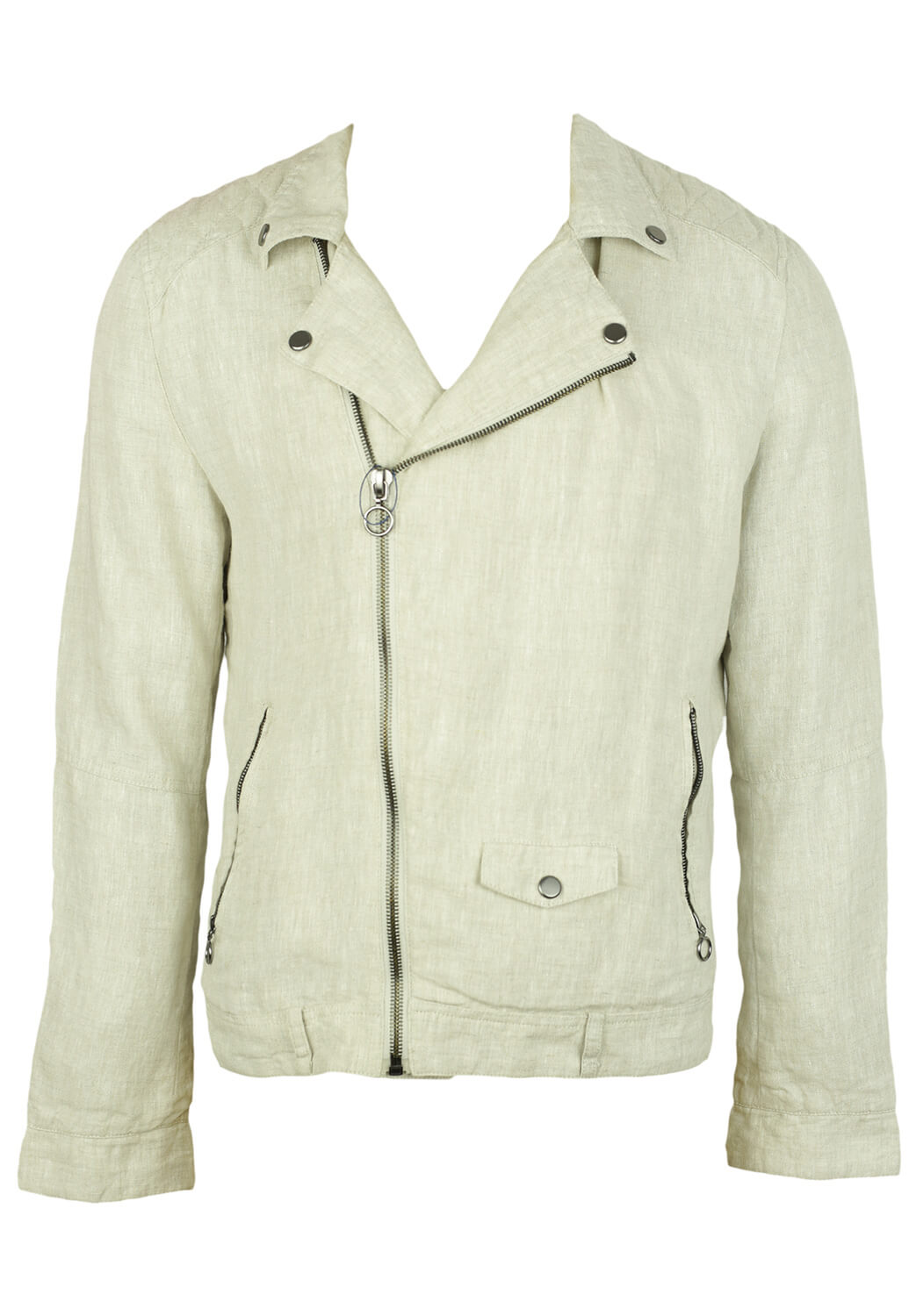 Geaca ZARA Bram Light Beige
