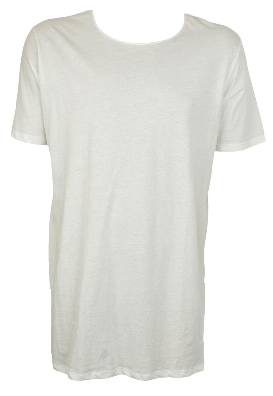 Magazin Online Haine - Tricou ZARA Kole White -Fashion-4u.Eu