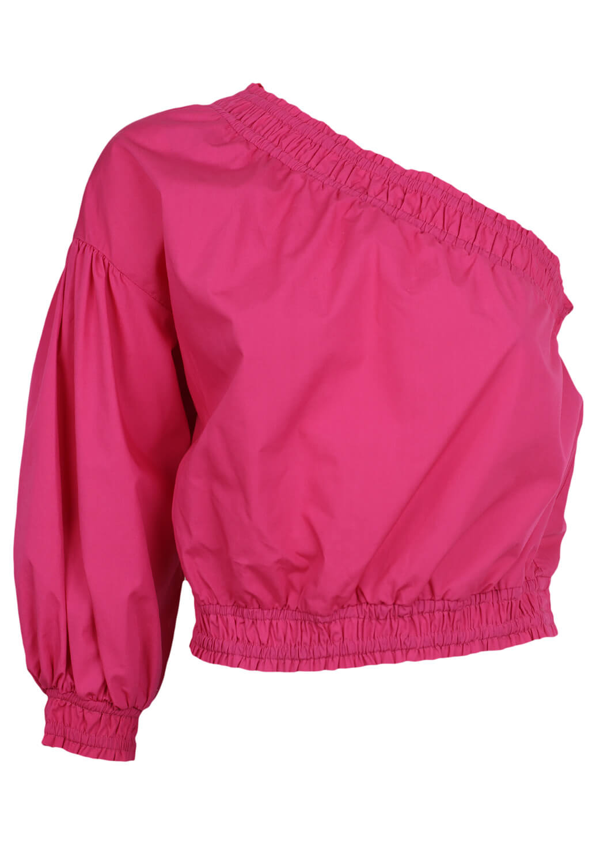 Bluza Bershka Taya Dark Pink