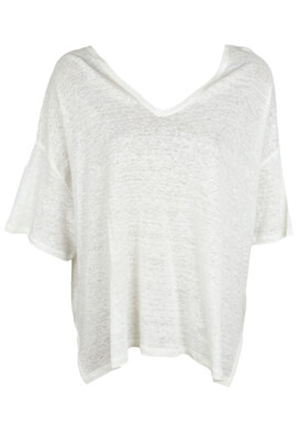 TRICOU ZARA LISA WHITE