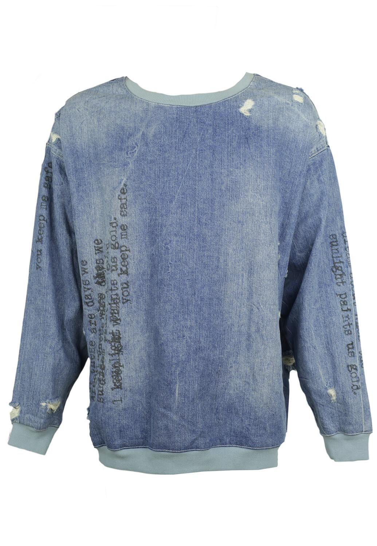Bluza ZARA Lizzy Blue