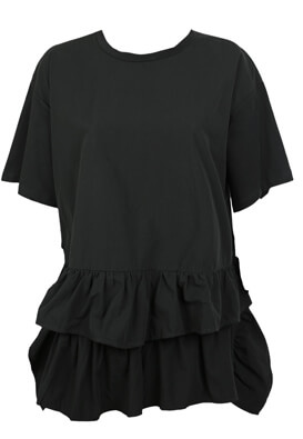TRICOU ZARA BLAIR BLACK