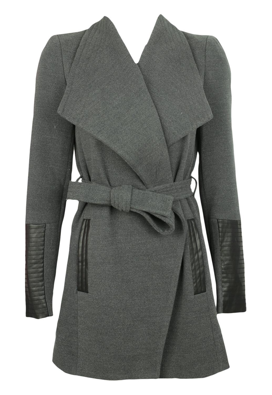 Palton Vero Moda Kara Dark Grey