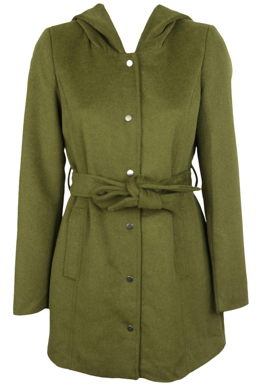 Palton Vero Moda Rita Dark Green