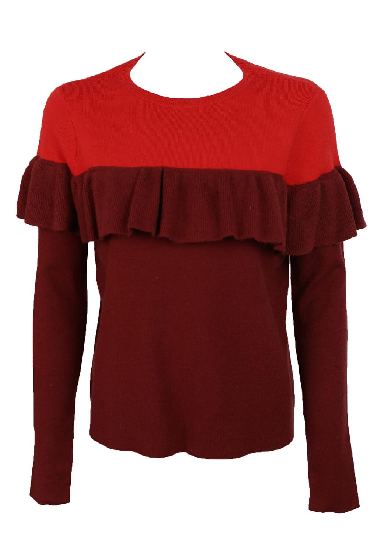Bluza Vero Moda Keira Red