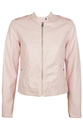 JACHETA VERO MODA KITTY LIGHT PINK