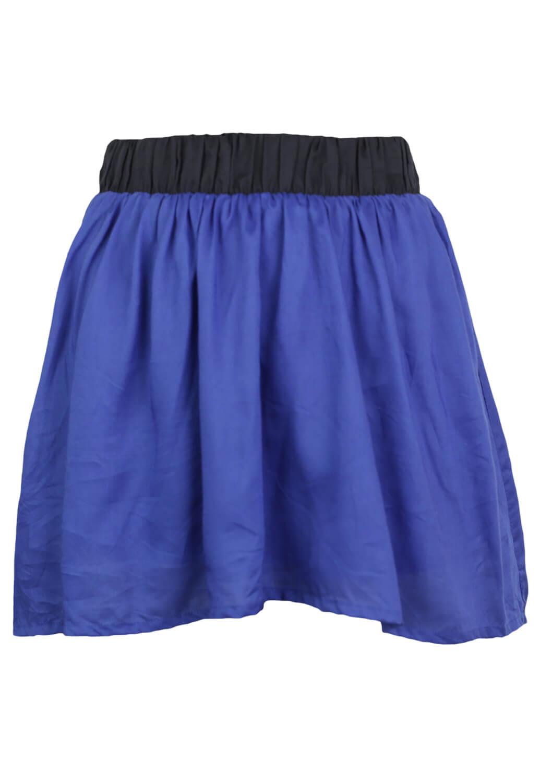 Fusta Bershka Ciara Dark Blue