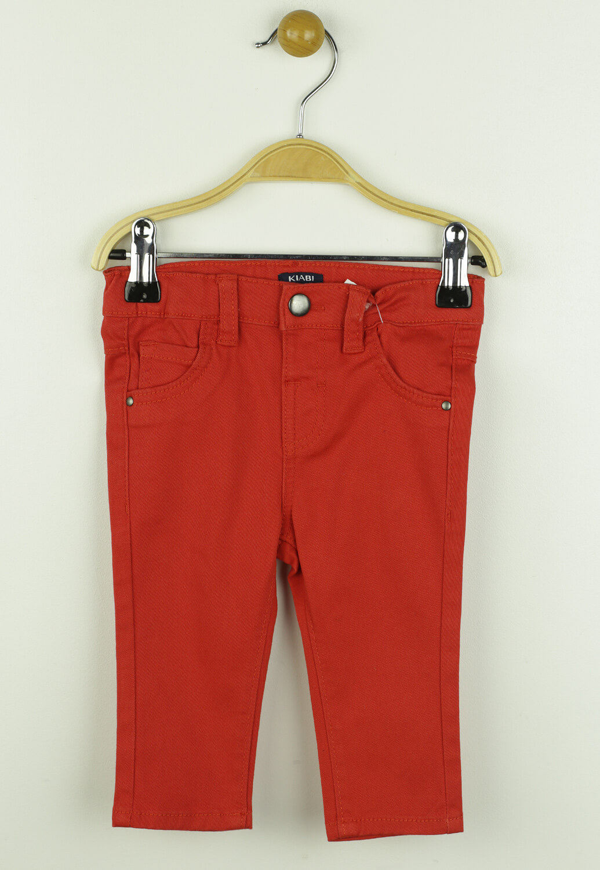 Pantaloni Kiabi Geri Red
