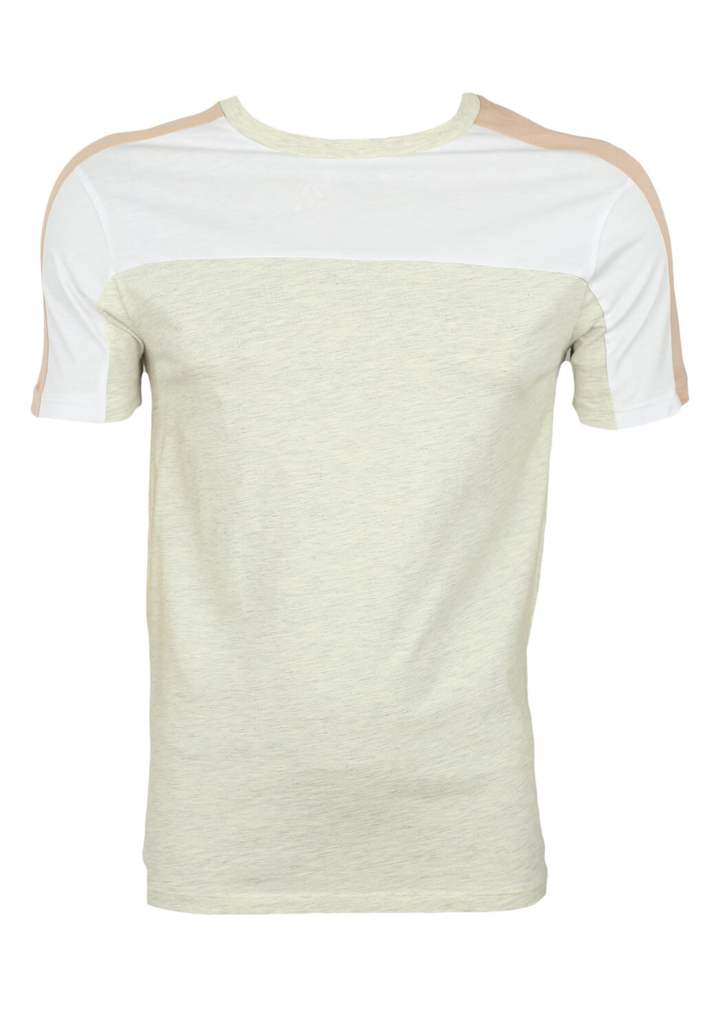 Tricou New Look Jarvis Light Grey