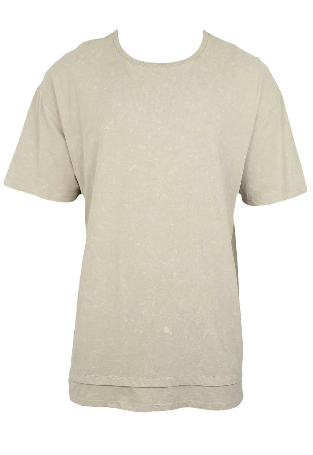 Tricou New Look Chas Light Beige