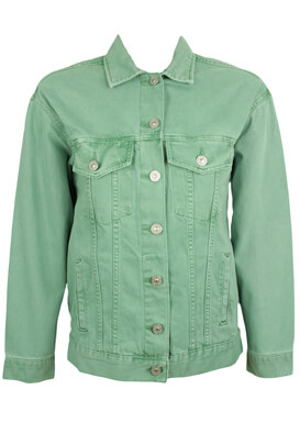 GEACA BLUGI BERSHKA XENIA LIGHT GREEN