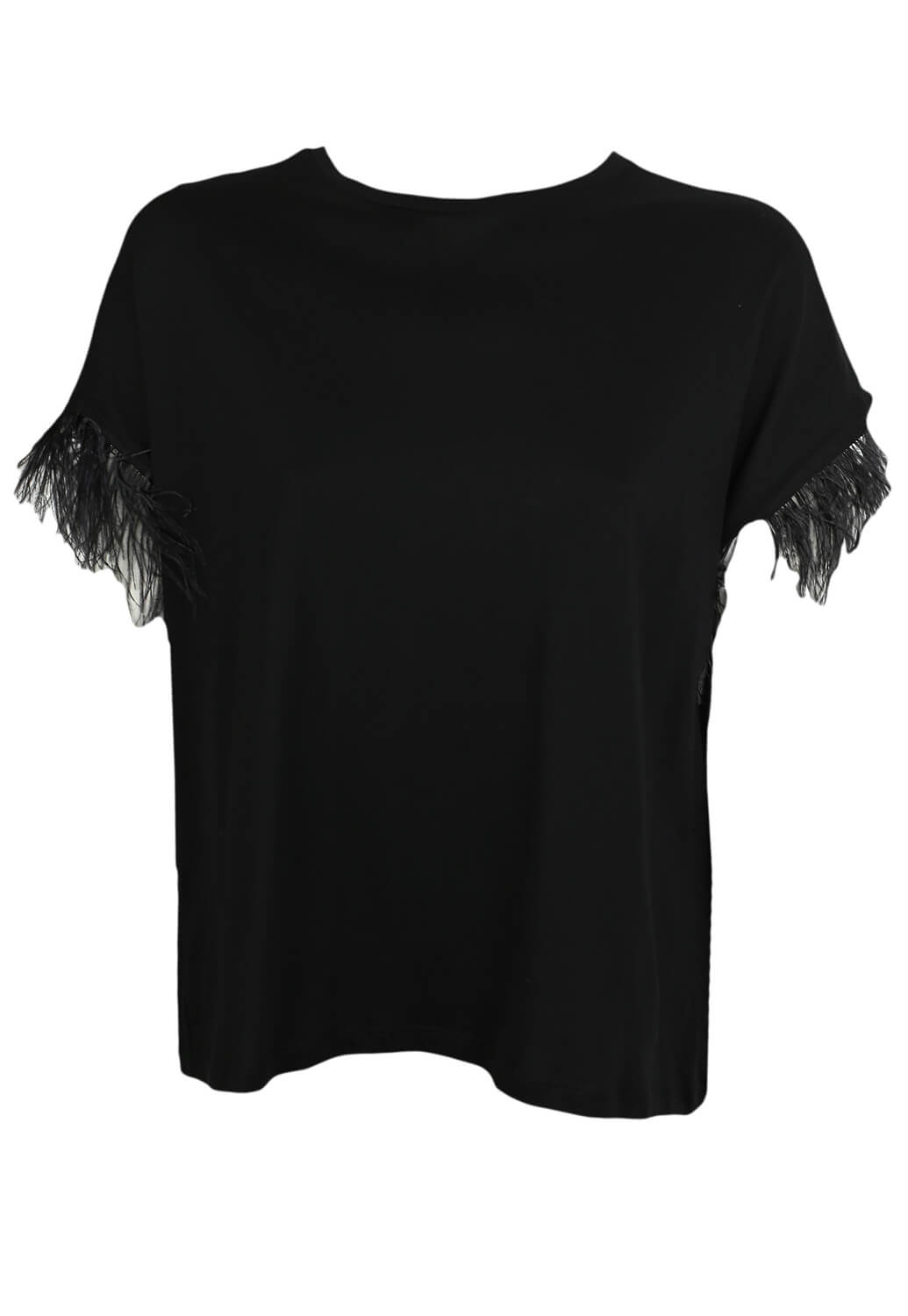 Tricou ZARA April Black
