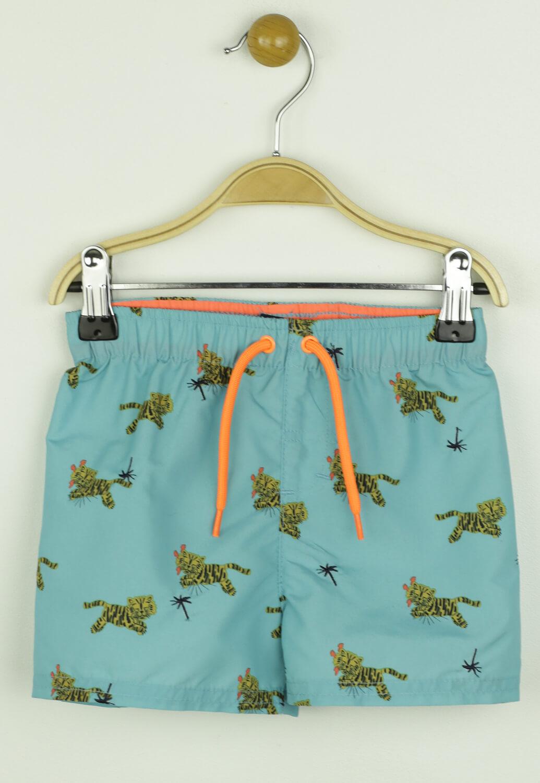 Pantaloni scurti Kiabi Tiger Turquoise