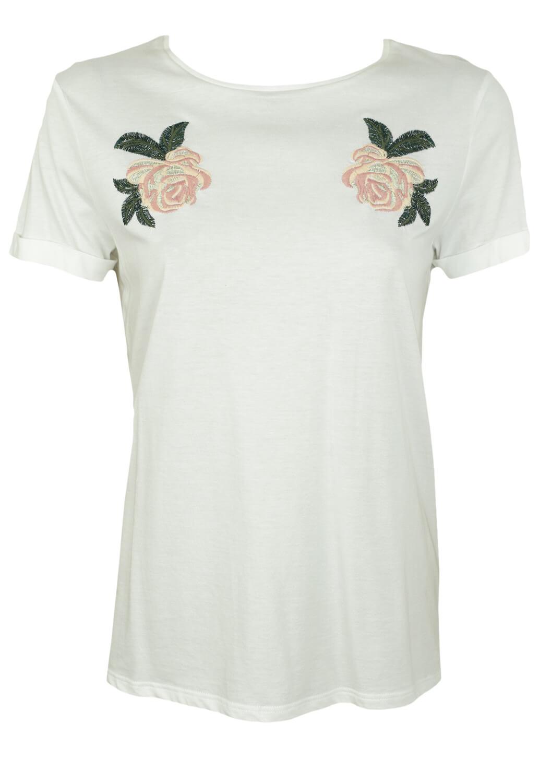 Tricou Kiabi Bess White