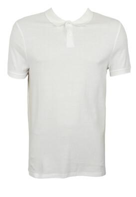 TRICOU POLO NEW LOOK HUGO WHITE