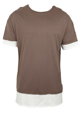 TRICOU NEW LOOK TED BROWN