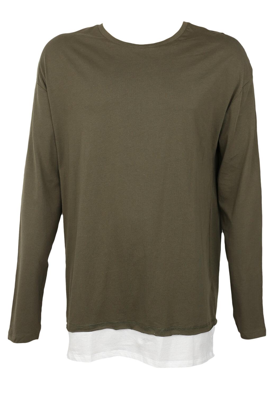 Bluza New Look Ryan Dark Brown