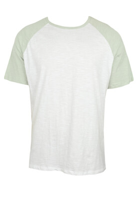 TRICOU NEW LOOK WILL WHITE
