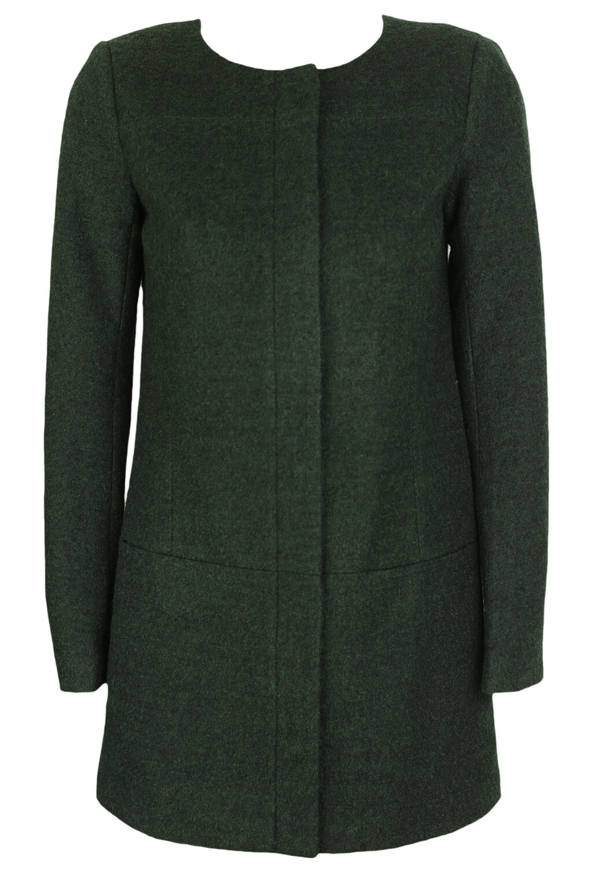 Palton Only Keira Dark Green