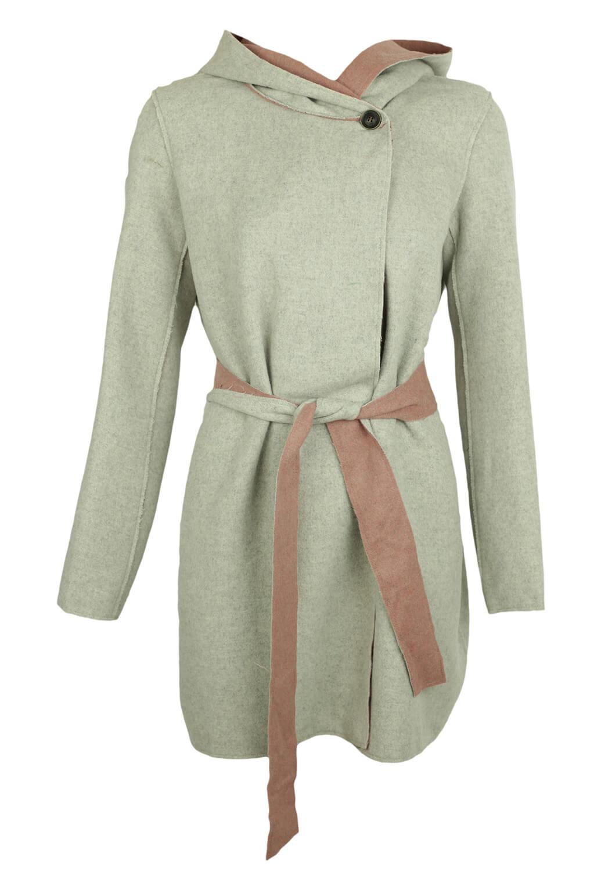 Palton Only Kiana Light Grey