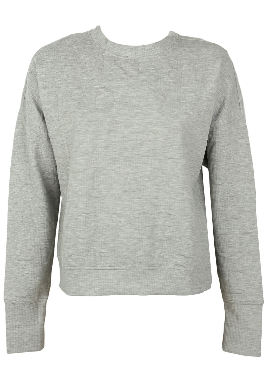 Bluza Jacqueline de Yong Basic Light Grey