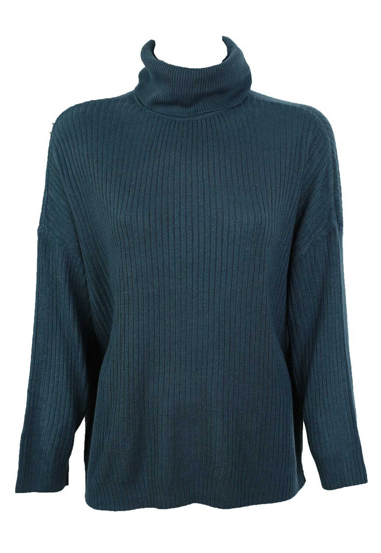 Bluza Jacqueline de Yong Keira Turquoise